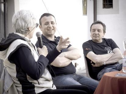 All'Istituto Ernesto De Martino con Giovanna Marini e Stefano Arrighetti - Sesto Fiorentino, 2 giugno 2013