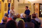 """Settembre 2010 - Presentazione del libro """"Il Ritorno"""" di e con Giuliana Sgrena"""