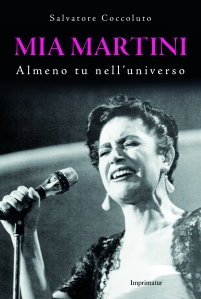 """Copertina libro """"Mia Martini - Almeno tu nell'universo"""""""