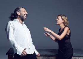 Stefano Bollani e Irene Grandi