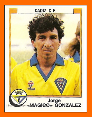 Jorge Magico Gonzalez