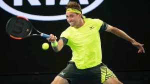 sandgren-melbourne-2018-thursday